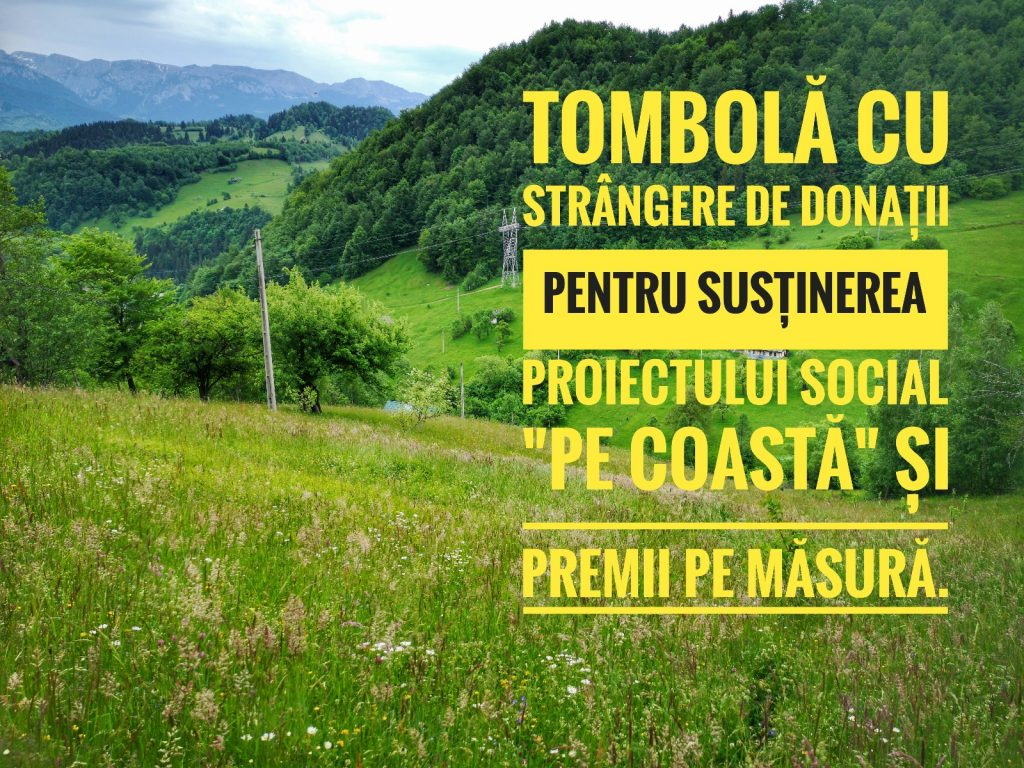 Regulament tombolă